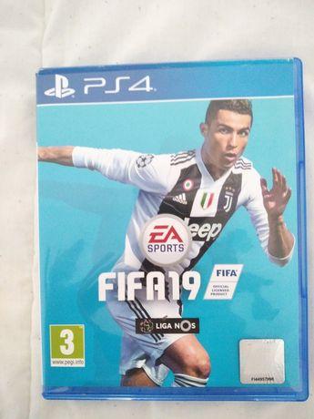 FIFA 19 jogo para ps4