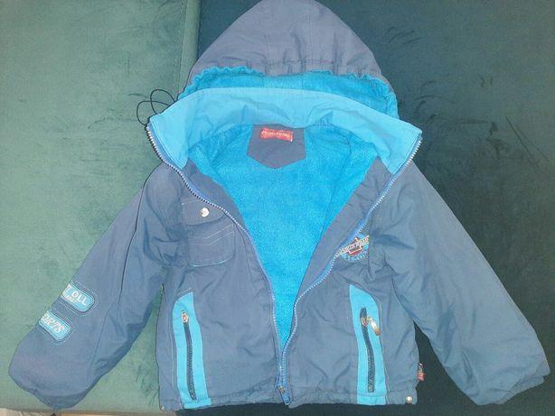 Курточка весна осень куртка демисезонная на флисе одежда мальчик