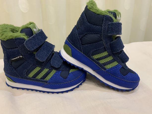 Новые сапожки Adidas