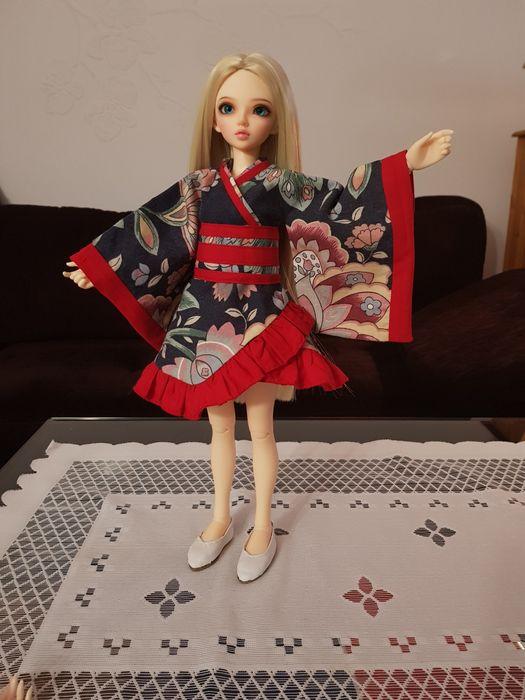 Promocja przedświąteczna! Kimono lolita dla lalek bjd 1/4 Białystok - image 1