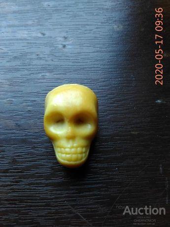 Череп игрушка,брелок пластик Гонк-Конг