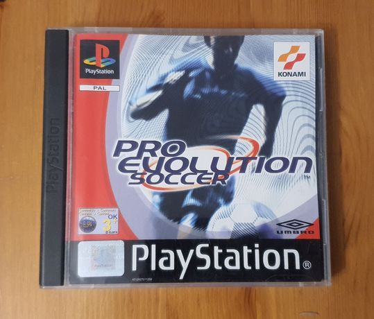 Pro Evolution Soccer PSX