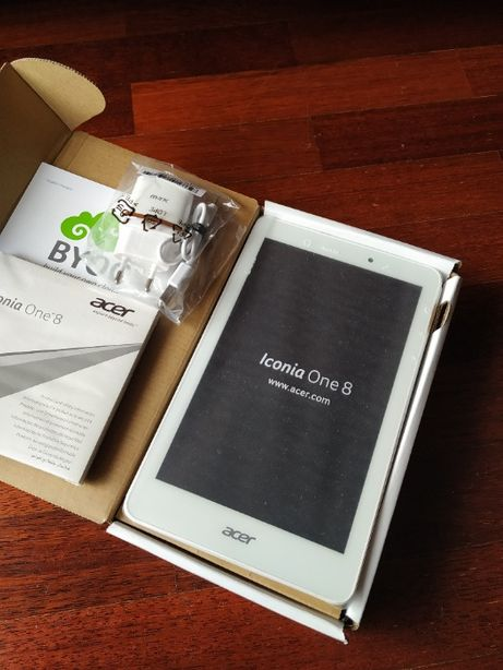 """Tablet Acer 8"""" Iconia One 8"""