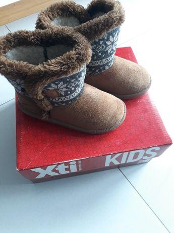 Buty zimowe dla dziewczynki Xti Emu rozm.30