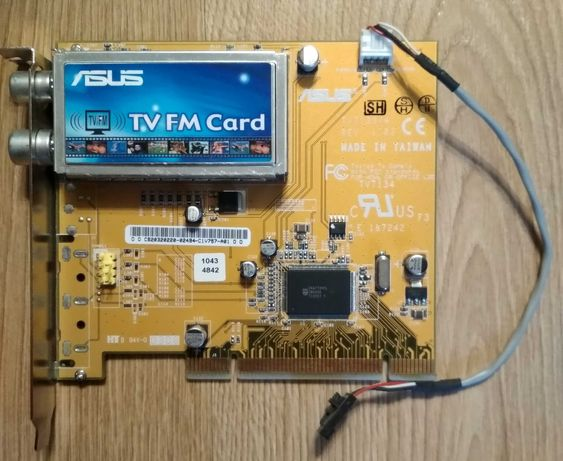 Asus TV FM Card TV7133/4