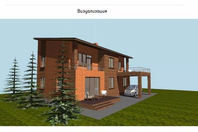 ПРОДАМ проект энергоэфективного дома .По доступной цене !