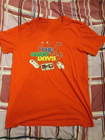 Koszulka retro konsole, the good old days, NES, SNES, Nintendo, joypad
