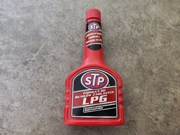 STP dodatek do benzyny FORMULA DO gazu LPG