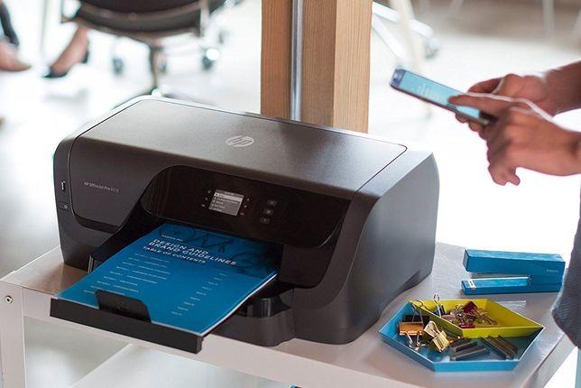 Распродажа! Печать с телефона в цвете на принтер HP OfficeJet Pro 8210