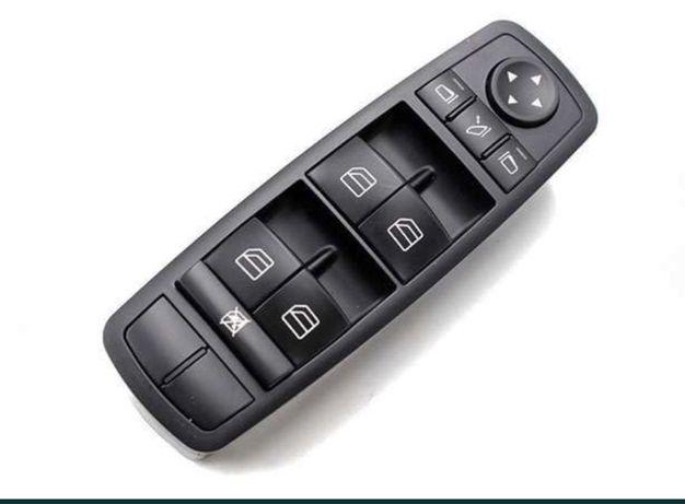 Comando botões Vidros Mercedes ML  Classe B. Novo