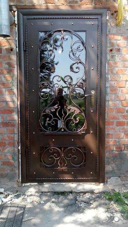 металеви двери пид замовлення