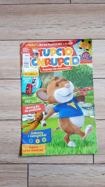 Tupcio Chrupcio 3/2017 magazyn archiwalny gazetka dla dzieci