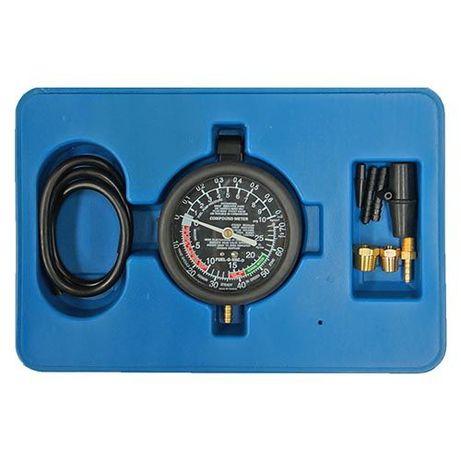 Teste/ Manómetro Vácuo / Pressão