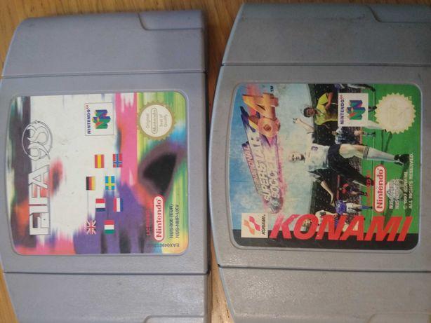 Gra gry Nintendo 64