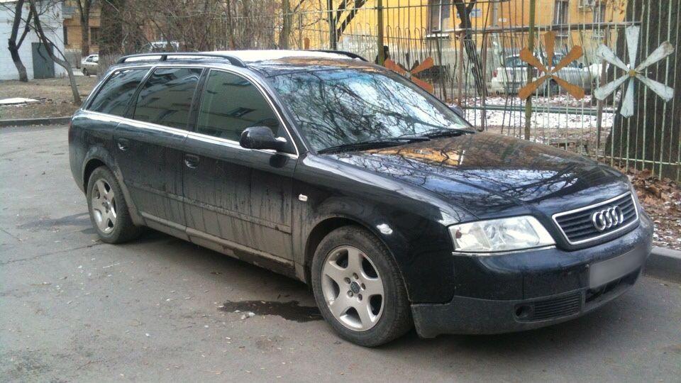 Разборка Audi A6 C5 полный привод. Балка,двери,ляда,суппорт.