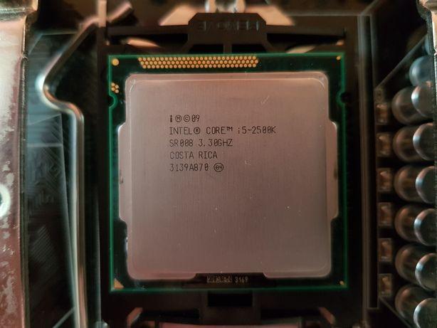 Процессор intel core i5-2500k lga1155, 3,3Ггц