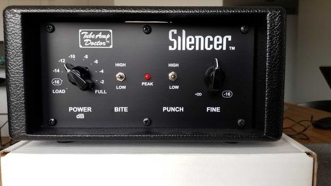 Tube Amp Doctor Silencer 16 Ohm Attenuator Tłumik