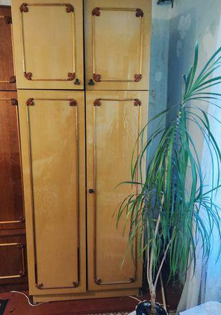 Шкаф, вместительный.