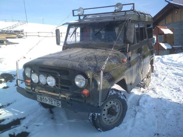 Продаю УАЗ 469 в хорошому стані