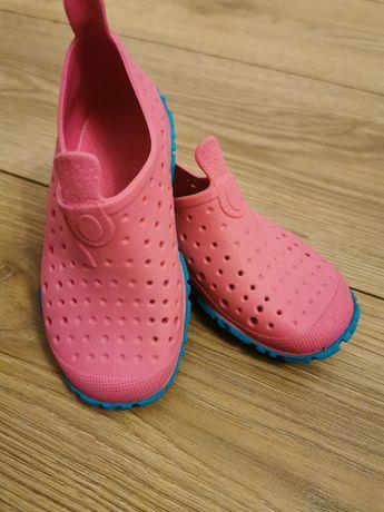 Buty buciki do pływania basenowe basen 21 22 Decathlon wkladka 12.5cm
