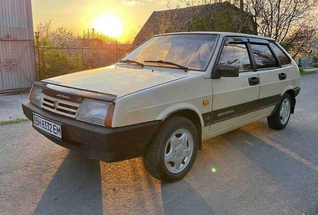 ВАЗ 2109, 1994г.в. 1.3 Газ/Бензин. После капремонта. Любое оформление.