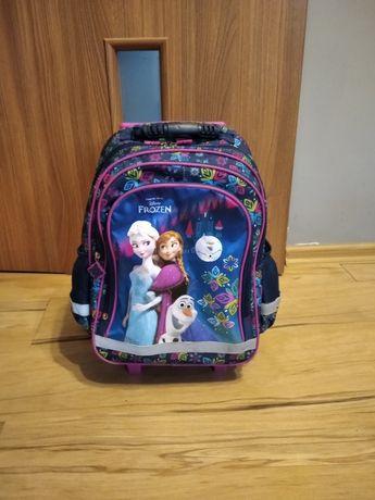 Plecak do szkoły -dla dziewczynki