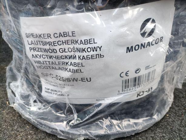 Przewód głośnikowy MONACOR