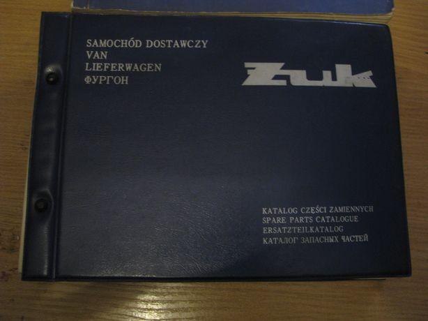 Żuk katalog części zamiennych