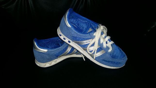 Замшевые кроссовки ADIDAS (28 разм)