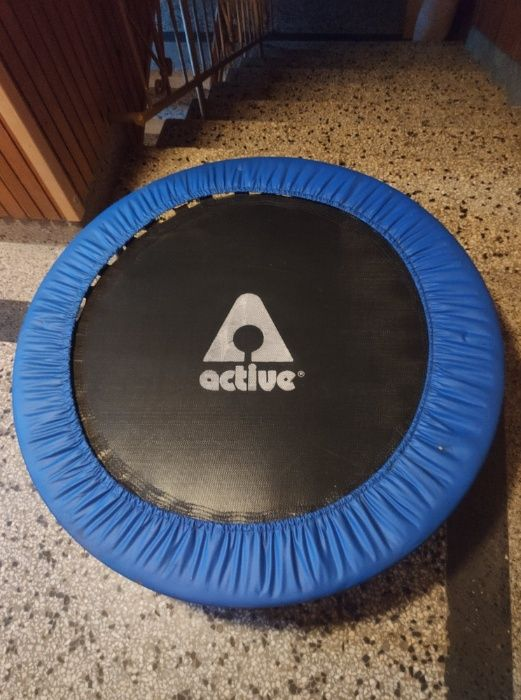 mała trampolina active