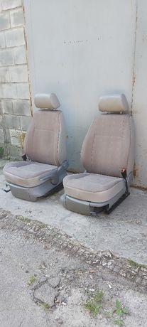 Сидушки Volkswagen caddy 2007-2010