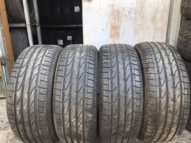 Bridgestone 235/55 17, состояние новых.