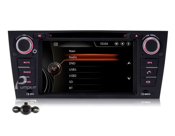 Auto Radio BMW - E90, E91, E92 e E93 c/ gps dvd bluetooth usb