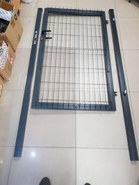 furtka panelowa, komplet furtka panel ogrodzeniowy