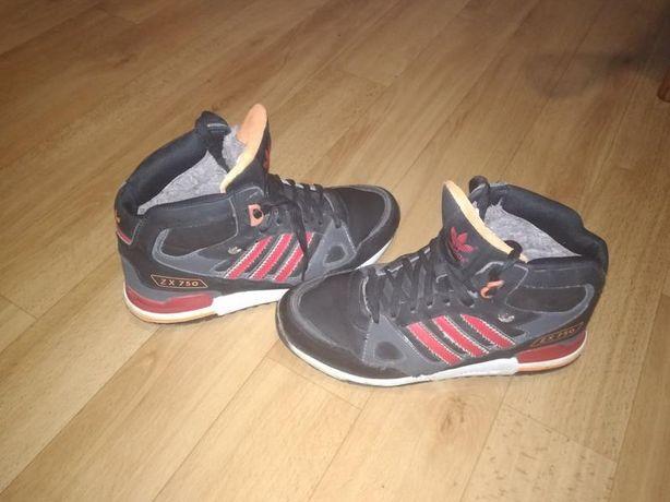 Зимние кроссовки addidas