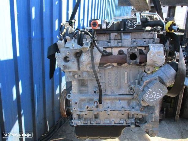 Motor Diesel 8HR PEUGEOT / 207 / 2012 / 1.4HDI / SEM TURBO, BOMBA INJETORA E INJETORES / 75CV /