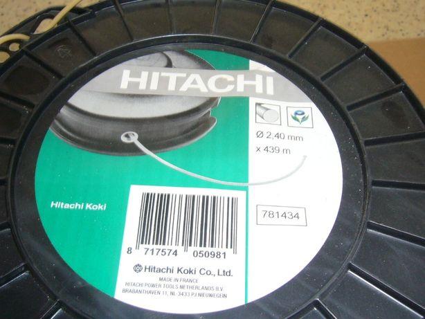żyłka do kosy biodegradowalna - 2,4mm Hitachi