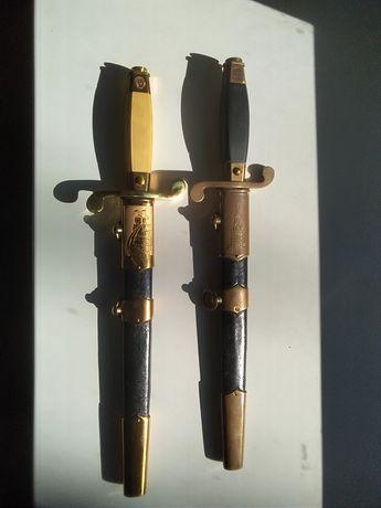 Два аксессуара парадной формы одежды: Морской и Общевойсковой