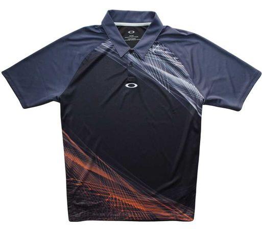 OAKLEY XL jak nowa koszulka polo do golfa
