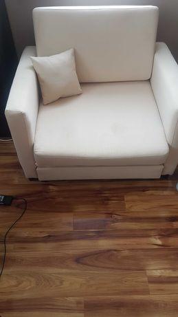 Fotel  z funkcja spania
