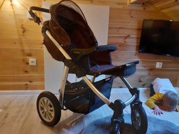 Wózek Baby Design Lupo  Confort spacerowka z gonsolą