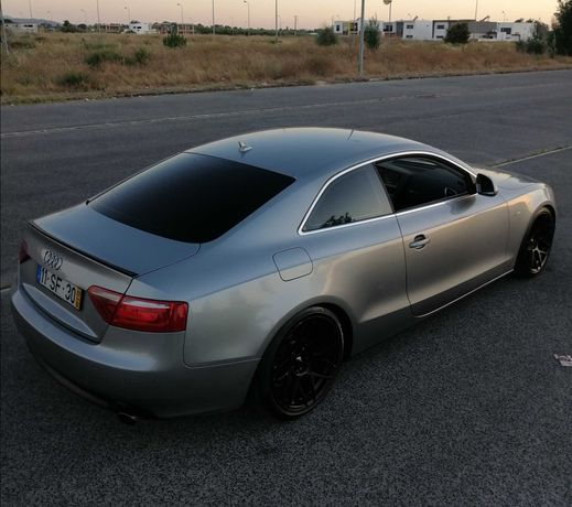 Audi a5 coupe v6 com 2xx