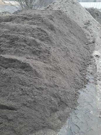 ziemia ogrodowa, piasek zasypowy do fundamentów tłuczeń kruszywo 0-60