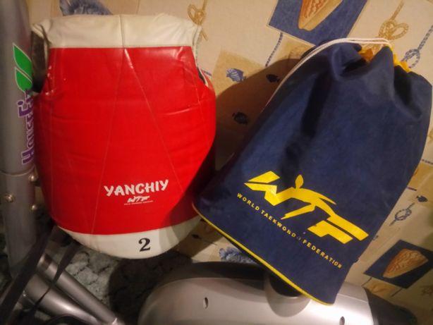 Сумка рюкзак для тхеквондо