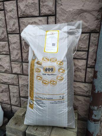Корм для кролів КреМікс 25 кг.