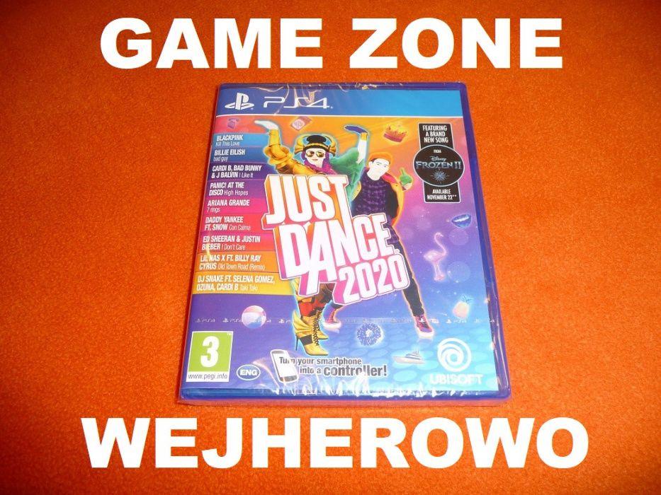 Just Dance 2020 PS4 + Slim + Pro + Frozen = PŁYTA = Wejherowo Wejherowo - image 1