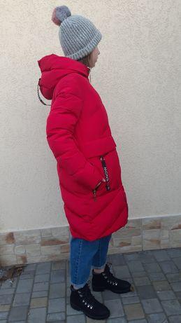 Куртка зимняя 46-48