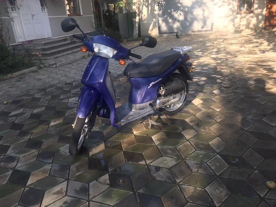 Скутер Honda sh 50 Попельники - изображение 1