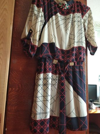 Платье 48-50 размер.