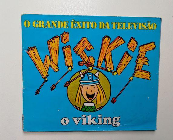 Caderneta O Viking incompleta